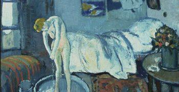Picasso : bleu et rose