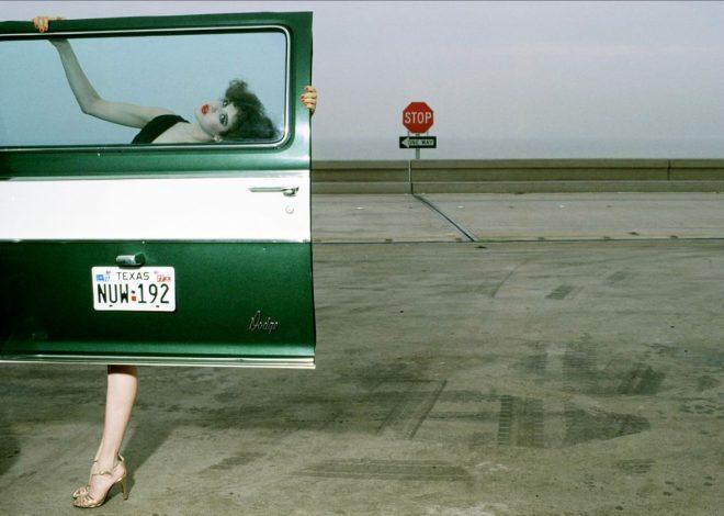 Guy Bourdin - L'image dans l'image