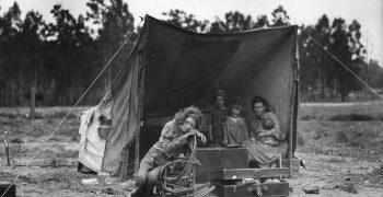 Dorothea Lange. Politiques du visible