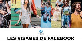 Les Visages de Facebook