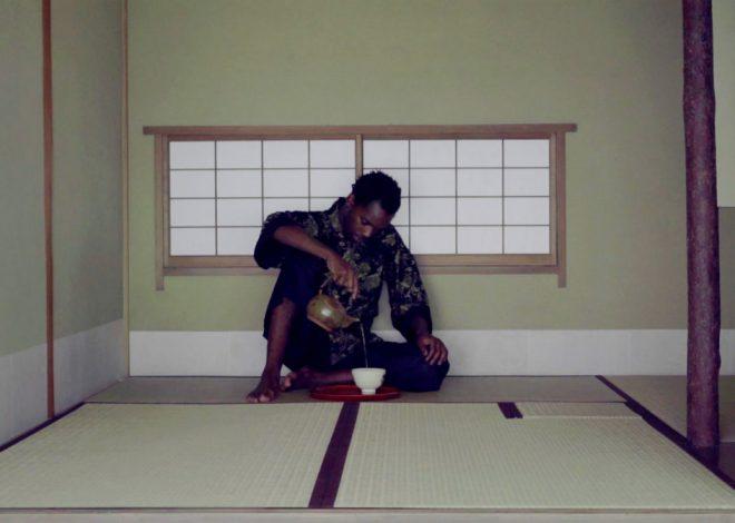 Le samouraï noir au Japon