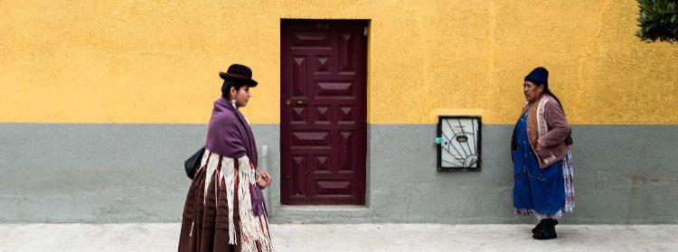 Cholitas, la revanche d'une génération - Delphine Blast