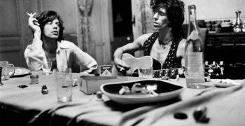 Les Rolling Stones - Dominique Tarlé