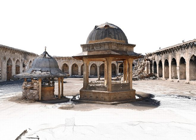 Cités millénaires. Voyage virtuel de Palmyre à Mossoul