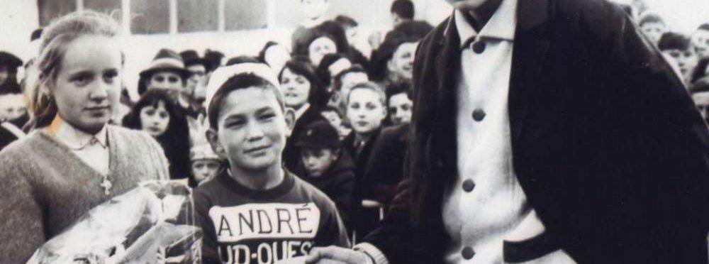 Des stars en noir et blanc à La Rochelle