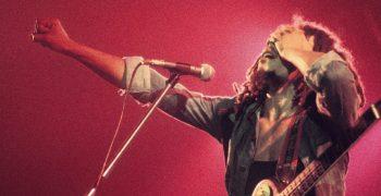 Bob Marley par Gijsbert Hanekroot
