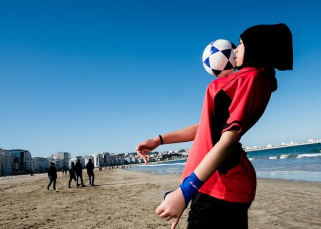 Foot et monde arabe