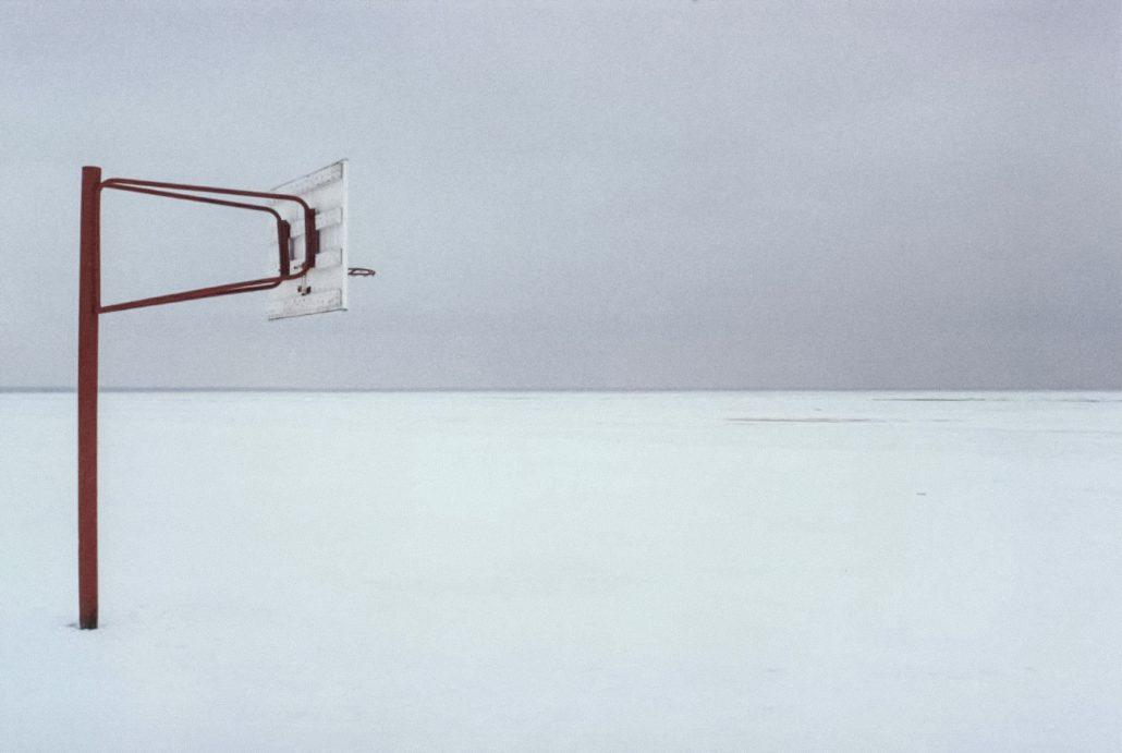 Face à la mer de glace – © Florian Kuhn