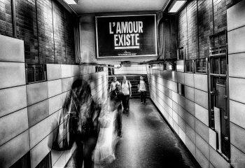 L'amour existe - © Fabien Perrot