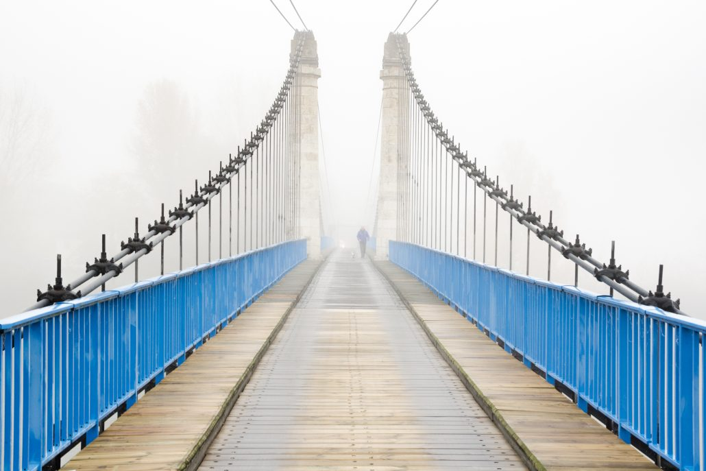 Dans la brume – © Geoffroy Loichot