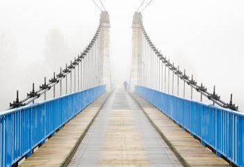 Dans la brume - © Geoffroy Loichot