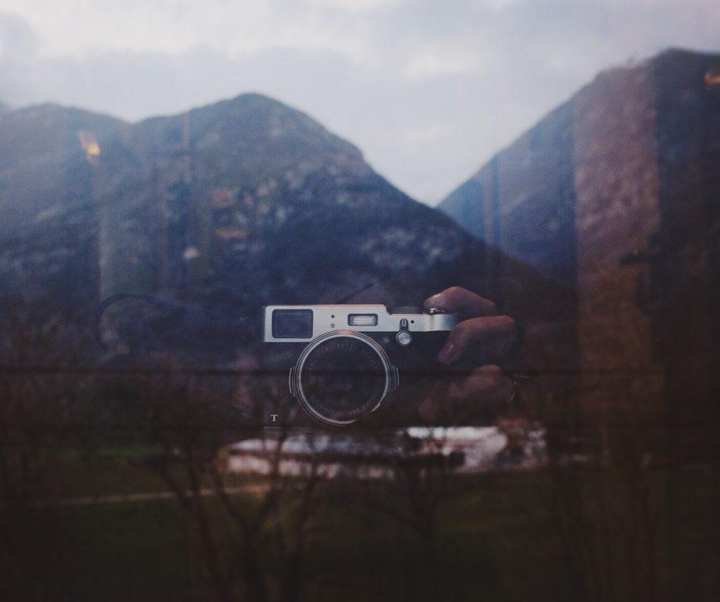 En pleine réflexion – © Noemy