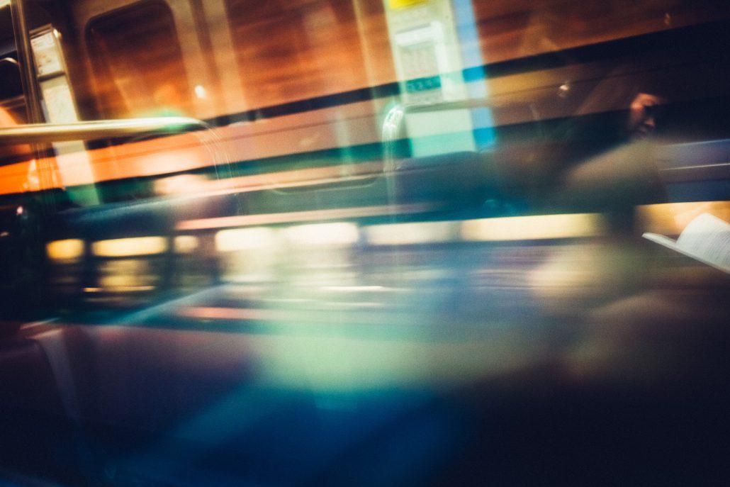 Métro Ivry –  © Vincent Van