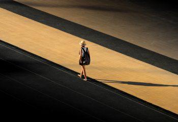 Le trajet le plus court - © José Antoine Costa-