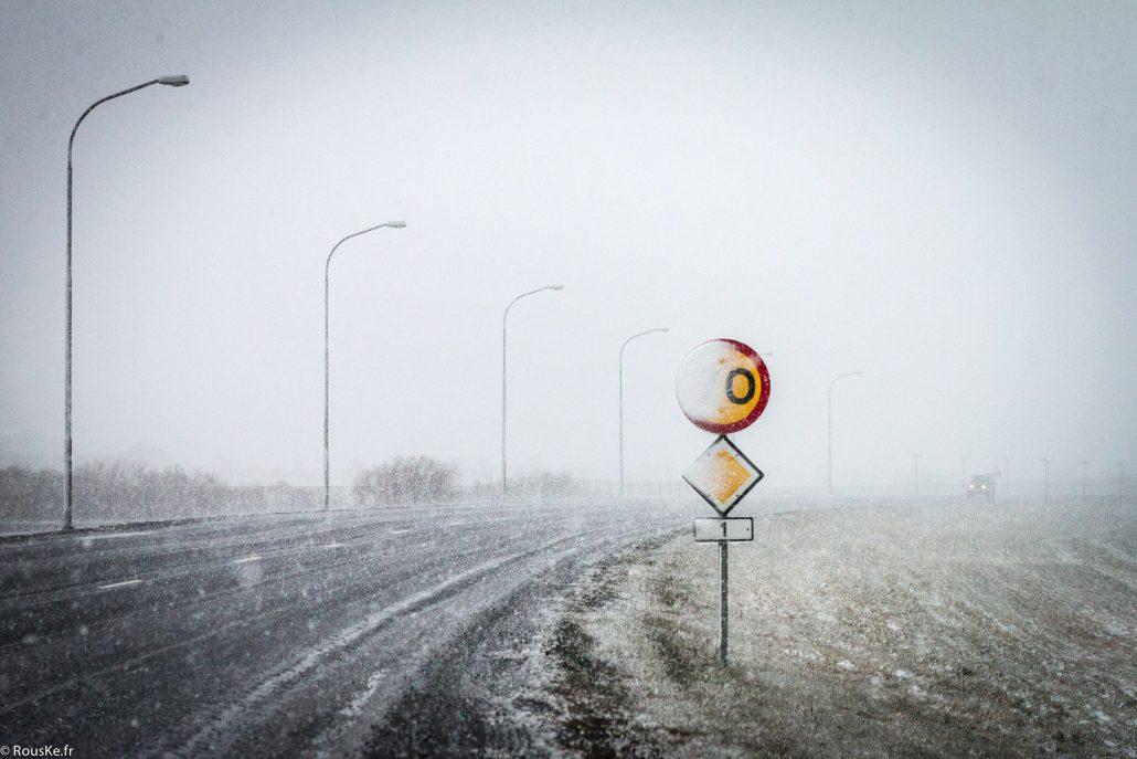 Tempête Islandaise – © Rouske