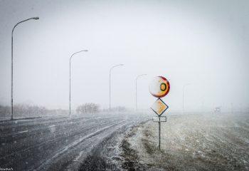 Tempête Islandaise - © Rouske