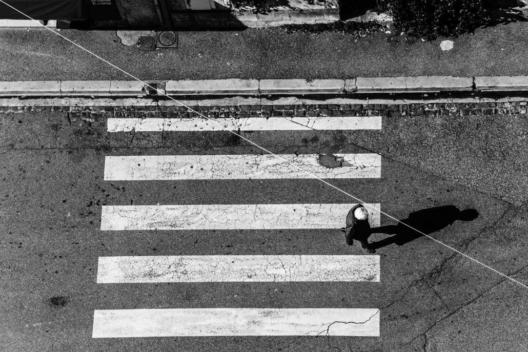 Le Passant – © Geoffroy Loichot