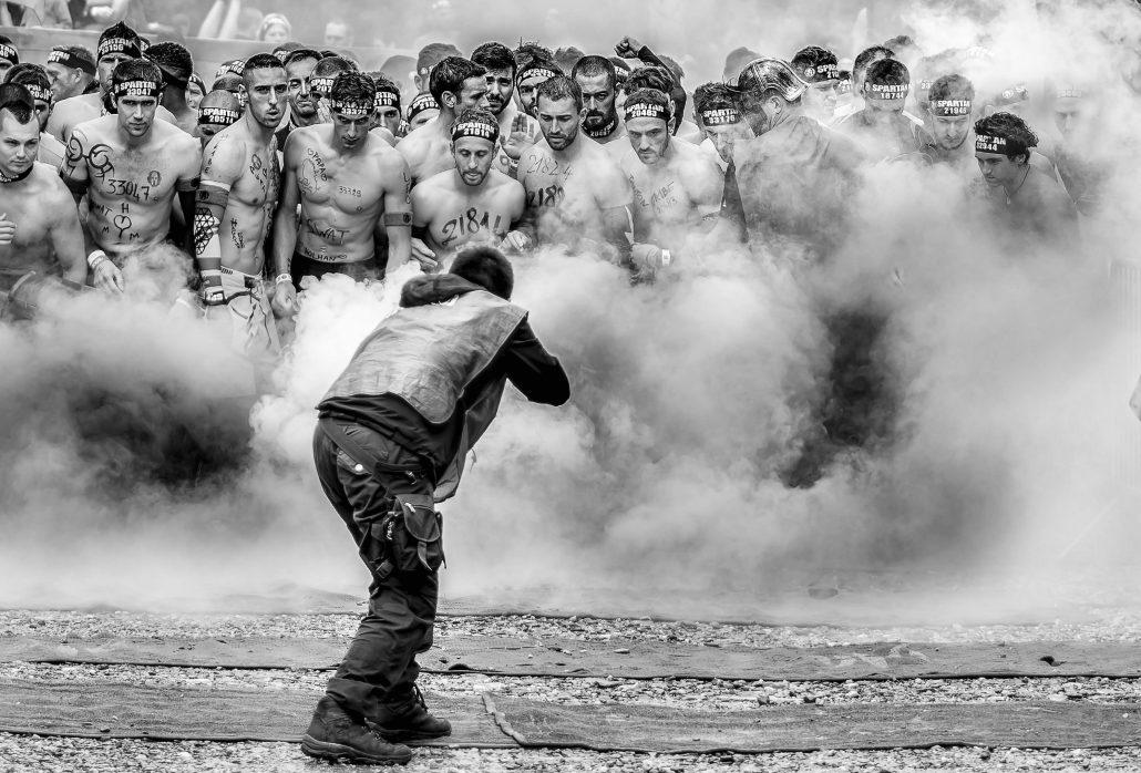 Clash of the Titan – © Aldo Viola