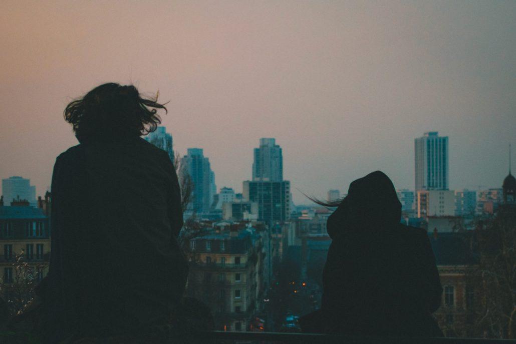 Couple au coucher – © Vincent Vandries