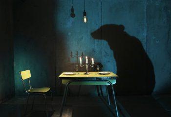 Comme un ours - ©  Pierre Leblanc