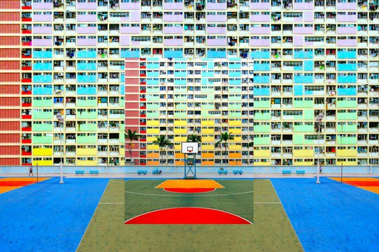 City of colors II - © José Antoine Costa