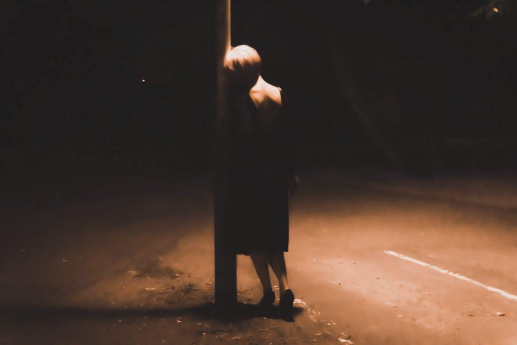 Le silence dans la nuit – © Julie Bretenet