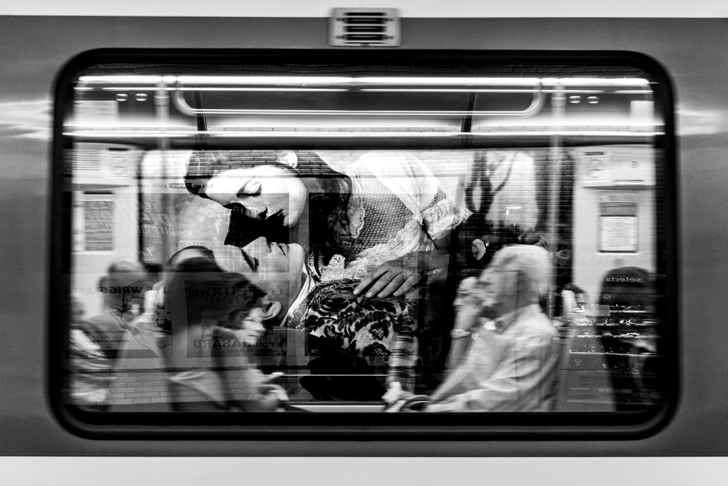 Romance à Paris – © Sébastein Durand
