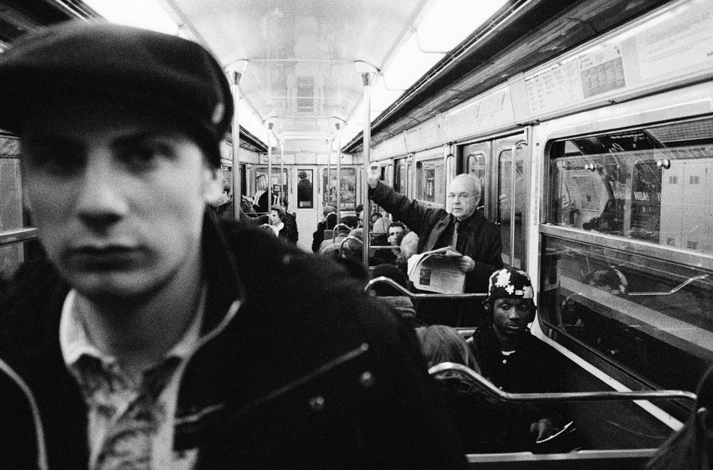 Serie Metro VIII