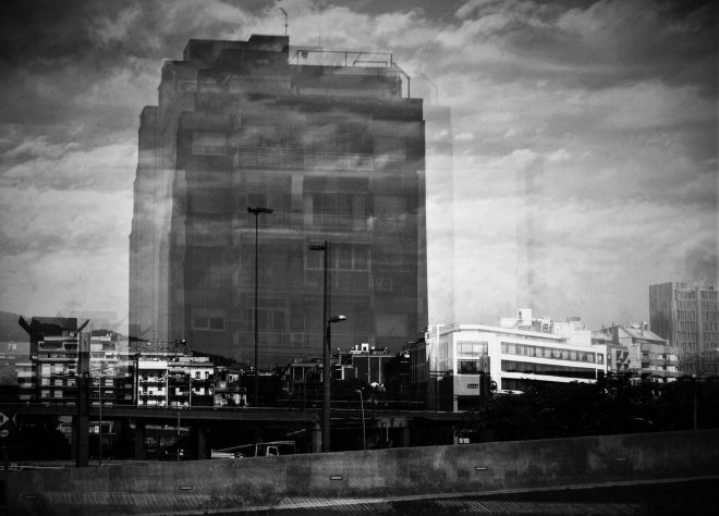 Barcelone, ville fantôme.