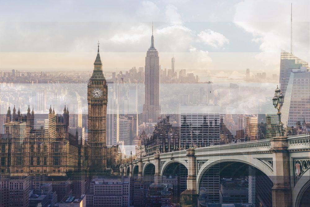 Entre NYC et Londres
