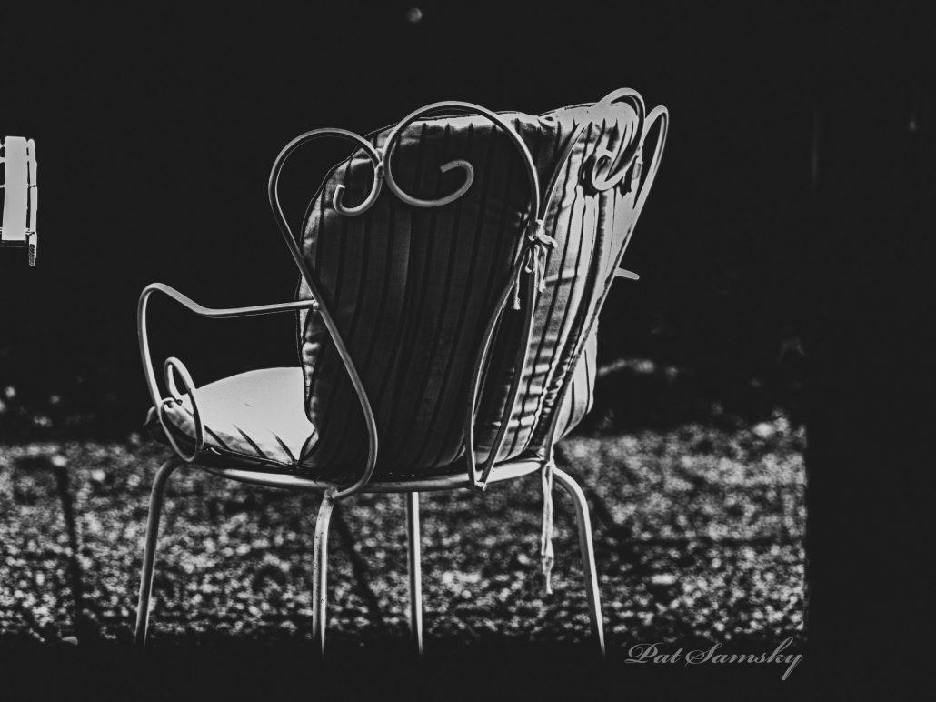 LA chaise 2
