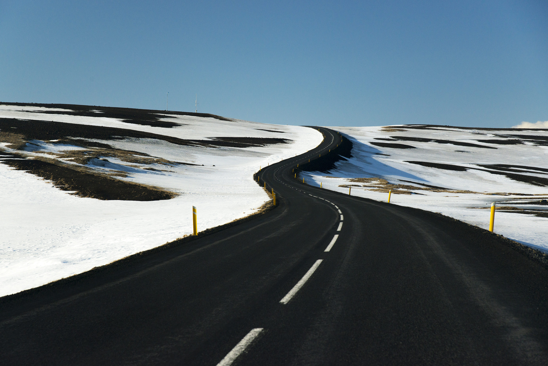 L'Islande regorge de paysages diversifiés et la route est le meilleur moyen pour les découvrir.