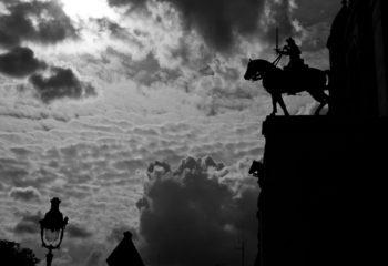 Le chevalier du ciel