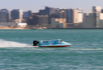 Formula 1 powerboat racing