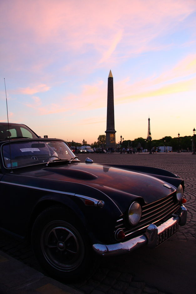 End of the Day : Paris 1