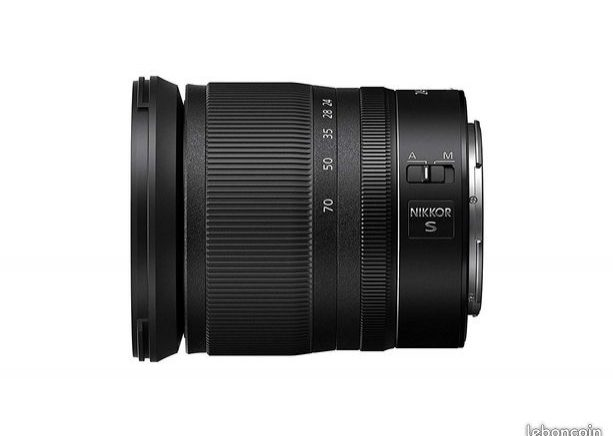 Nikon Z 24-70 f/4 (pour monture Z)
