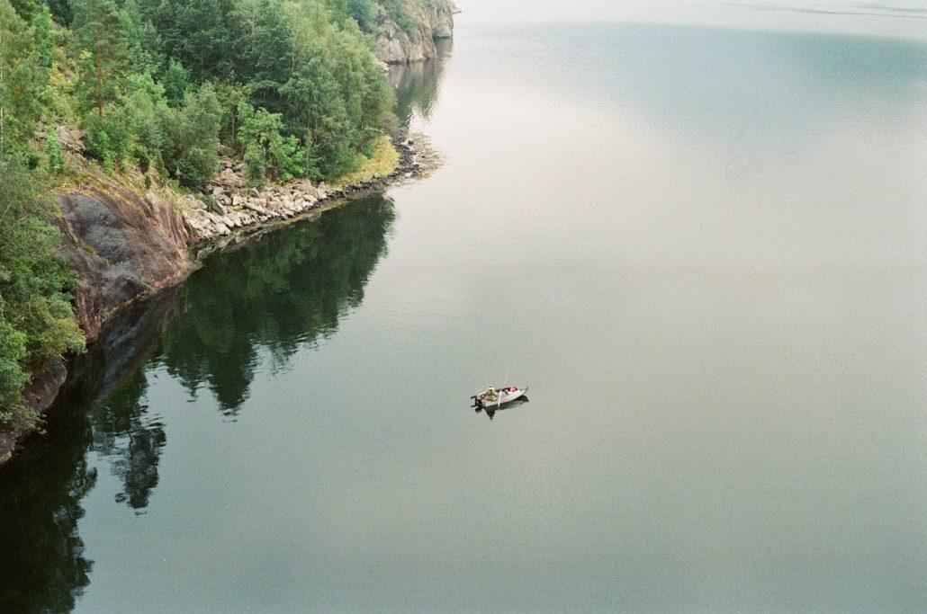 Entre les fjords