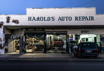 Harold's auto repair