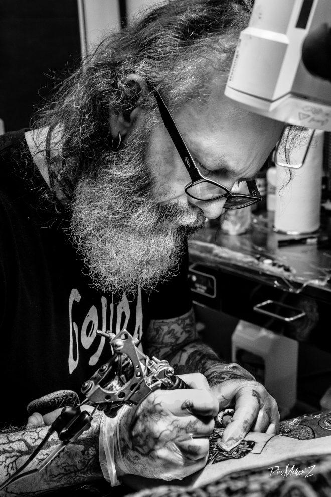 Morskull tattoo shop