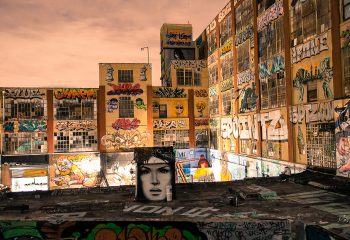 5Pointz : the graffiti Mecca