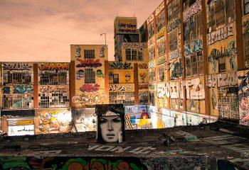 5Pointz : the graffiti Mecca