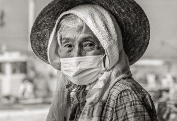 Femme de pêcheur à Awasjishima
