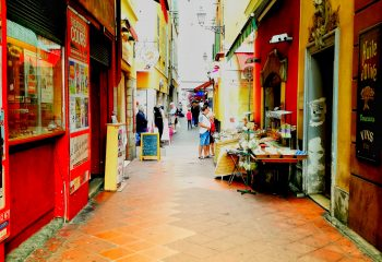 Street urbain nice