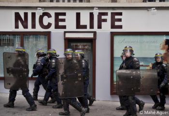 Manifestation pour l'abrogation de la loi travail – Mai 2016 – Paris