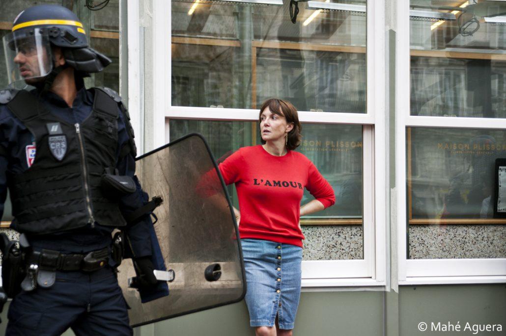 Manifestation pour l'abrogation de la loi travail – Septembre 2016 – Paris