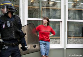 Manifestation pour l'abrogation de la loi travail - Septembre 2016 - Paris