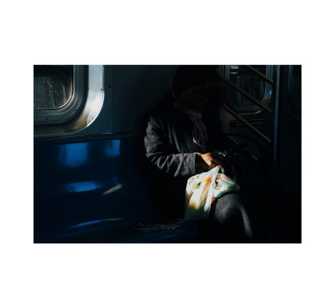 Le métro d'hiver