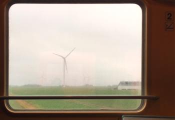 Nach Sylt Beim Zug