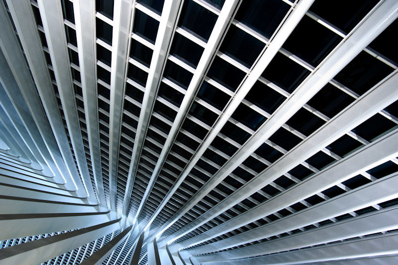 Calatrava by night