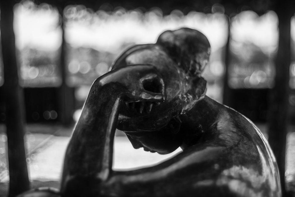 Sculpture d'Aristide Maillol